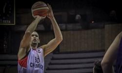 بسکتبالیست شیمیدر قم در مسابقات انتخابی قاره آمریکا