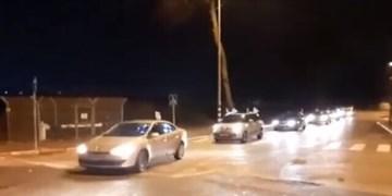 تظاهرات علیه نتانیاهو با وجود شیوع کرونا و برودت هوا در فلسطین اشغالی