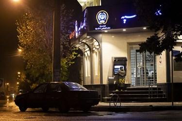 خلوتی بانکها پس از محدودیتهای کرونایی