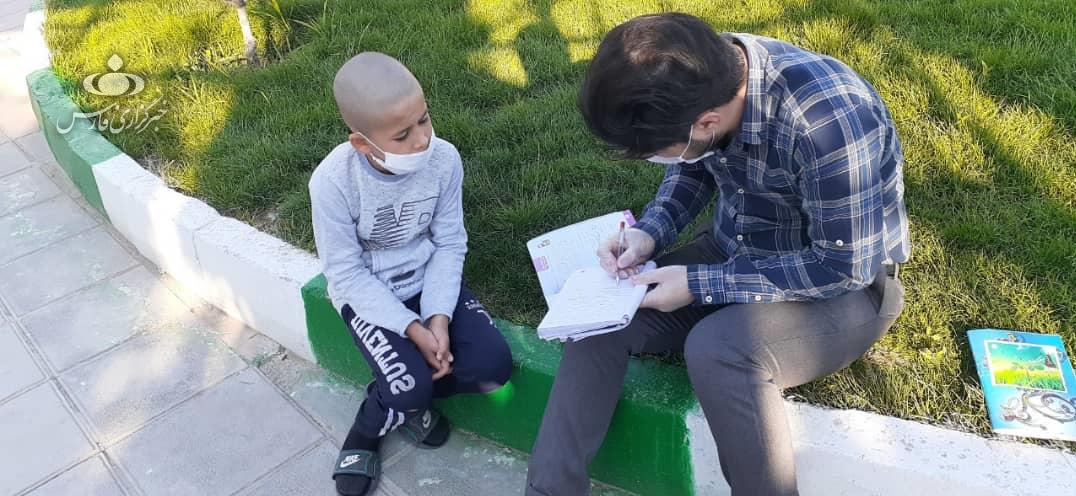 قهرمانانی که در روزهای شوم کرونا «امید دانشآموزان» شدند 5