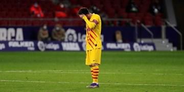 بدترین بارسلونای 25 سال اخیر / آمار فاجعهبار رونالد کومان