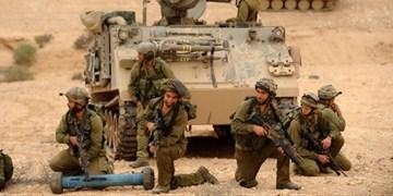 آغاز تمرینات گسترده ارتش رژیم صهیونیستی در نزدیکی نوار غزه