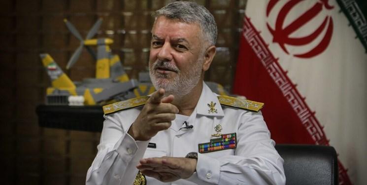 میتوانیم در یک سال ناوشکن بسازیم/ عقبنشینی 800 کیلومتری دشمن از مرزهای آبی ایران/ اقتصاد بدون امنیت مثل سراب است