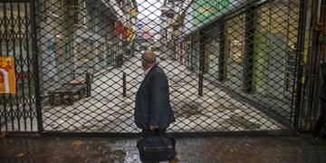 تمکین بازاریان گرگان به محدودیتهای کرونایی