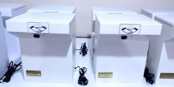 ساخت دستگاه تمام اتوماتیک ضدعفونی دست توسط جوان اردبیلی/ ضدعفونی دستها در کمتر از ۲ ثانیه