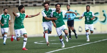 یک هشتم جام حذفی| خیبر با سوزاندن نفت  آبادان به جمع 8 تیم برتر رسید