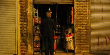 عکس| بازار خاموش قزوین در روزهای محدودیت کرونا