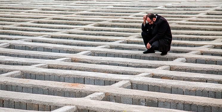 ساخت قبرستان جدید تهرانی ها به کجا رسید؟/مشکل قبر نداریم