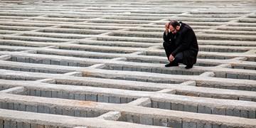 پزشکی قانونی: برای ۷۰ هزار نفر طی ۹ ماه گذشته جواز دفن صادر شده است