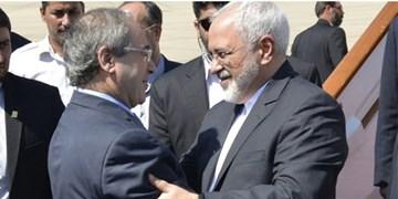 ظریف به «فیصل المقداد» وزیر خارجه جدید سوریه تبریک گفت
