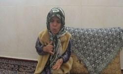 یک «خاله شمسگل» و یک عمر جهاد/ روایت بزرگزنی کوچک که معلولیت هم جلودارش نیست