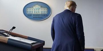 کاهش رضایت از عملکرد ترامپ در اولین نظرسنجی بعد از انتخابات