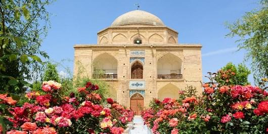 بیبی دختران، نمونه شاهکار معماری شیراز