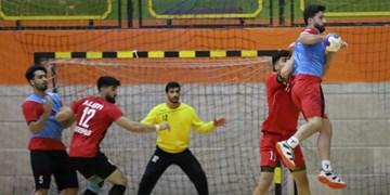 برگزاری اردوی تیم ملی هندبال جوانان در اصفهان