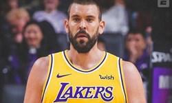 لیگ بسکتبال NBA  ستاره اسپانیایی به لیکرز پیوست/ برادر راه برادر را ادامه میدهد