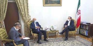سفیر ارمنستان با عراقچی درباره قرهباغ کوهستانی رایزنی کرد