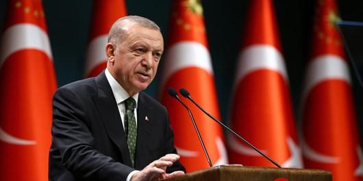 اردوغان: اختلافات را کنار بگذاریم، حمایت از قدس نقطه مشترک مسلمانان است