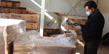 کمک بیش از 2 میلیارد ریالی یک خیر به هلالاحمر قزوین