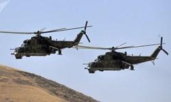 برگزاری رزمایش مشترک نظامی تاجیکستان و روسیه