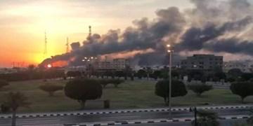 پیامهای شلیک موفق موشک «قدس ۲» یمن به پالایشگاه آرامکو