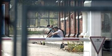 پنهانکاری وزارت کشور انگلیس در قبال اوضاع اسفناک کمپ پناهجویان