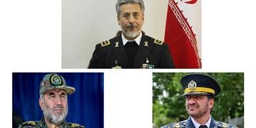 پیام مقامات ارتش | تفکر گرهگشای بسیج در عرصههای مختلف تثبیت شده است