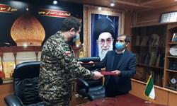 امضاء تفاهمنامه همکاری میان ادارهکل زندانها و هیات ورزشهای همگانی فارس