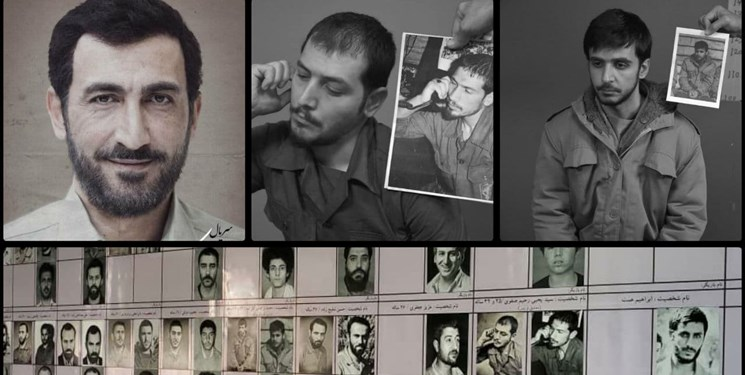 اولین تصاویر از گریم بازیگران «شهیدان باکری»