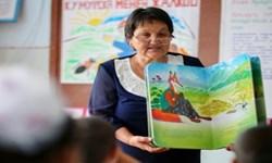 نفوذ فرهنگی آمریکا در مدارس و کودکستانهای قرقیزستان