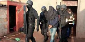 متلاشی شدن باند داعش در مغرب