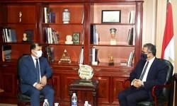 توسعه روابط فرهنگی محور دیدار سفیر تاجیکستان و مقامات مصر