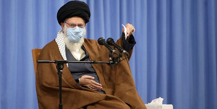 رهبر انقلاب: مسیر رفع تحریم را یک بار امتحان و چند سال مذاکره کردیم اما به  نتیجهای نرسید/ موشک و منطقه ما به اروپاییها ربطی ندارد | خبرگزاری فارس