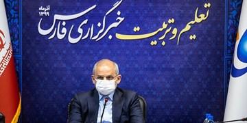 وزیر آموزش و پرورش  در خبرگزاری فارس