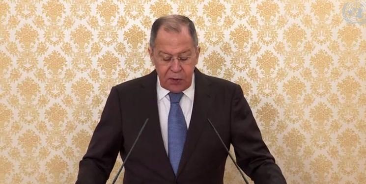 لاوروف: حضور غیرقانونی آمریکا در سوریه مانع بازیابی وحدت این کشور است