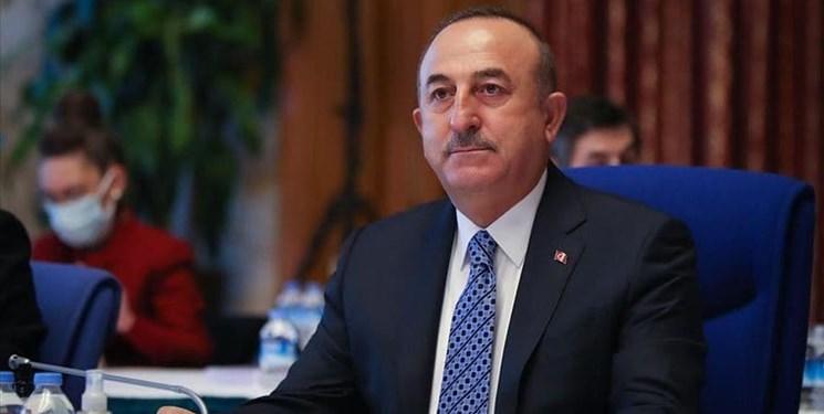 وزیر خارجه ترکیه: آرمان فلسطین، آرمان ماست