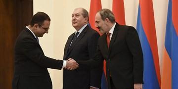 ادامه بحران در دولت ارمنستان| وزیر اقتصاد هم استعفا کرد