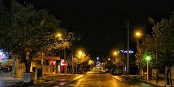 تردد شبانه خودروهای شخصی در ۴ شهرستان سمنان ممنوع شد