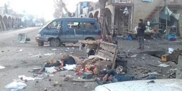 انفجار در مرکز افغانستان13 کشته و 45 زخمی برجای گذاشت+ فیلم