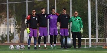 گزارش تصویری از تمرین تیم ملی فوتبال جوانان