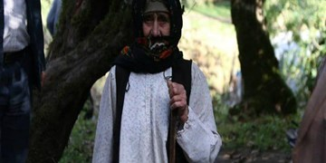 فیلم| روایتی از درگذشت پیرزن خیر چادرنشین تالشی