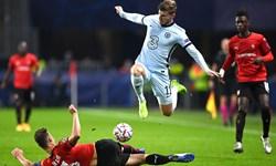 لیگ قهرمانان اروپا چلسی و سویا به مرحله بعد صعود کردند