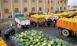 صادرات ۸۰ هزار تن محصولات کشاورزی از«مهران» به عراق