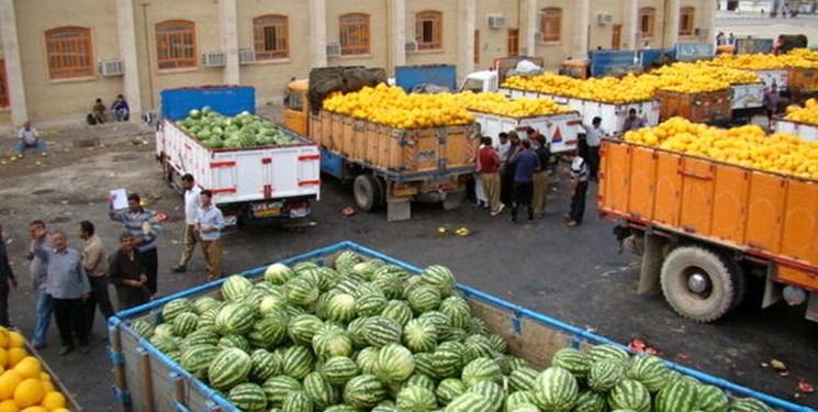 افزایش ۲۲ درصدی صادرات محصولات کشاورزی به رغم شیوع کرونا