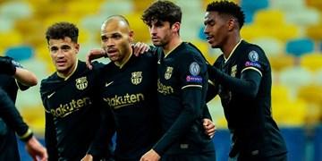 بارسلونا در اروپا تیم دیگری است / آمار متفاوت کومان در لیگ قهرمانان اروپا