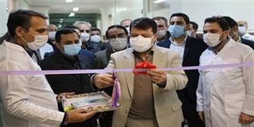 افتتاح کلینیک فوق تخصصی زندان مرکزی تبریز