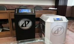 تولید دستگاه ضدعفونیکننده چندفیلتره برای اولین بار در کشور