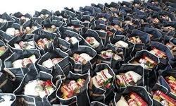 توزیع 1400 بسته معیشتی بین نیازمندان شاهینشهری