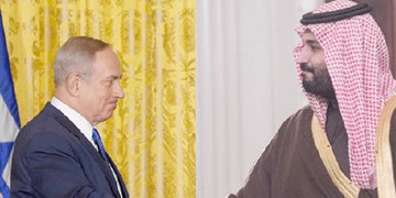 دیدار بنسلمان و نتانیاهو| هماهنگی سیاسی و تمایل ریاض به خرید سامانه نظامی