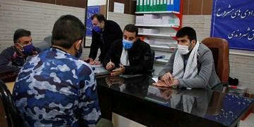 ارائه مشاوره حقوقی رایگان به مددجوجویان زندان مرکزی سنندج