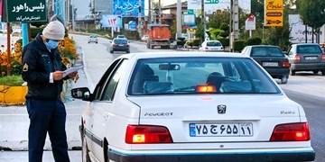 ممانعت از ورود بیش از 6000 خودرو  به محورهای شمال